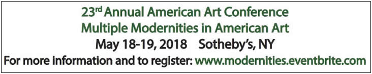 Register now for the 23rd Annual American Art Conference